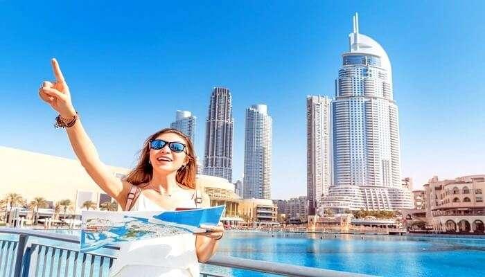 Spectacular Dubai On A Budget