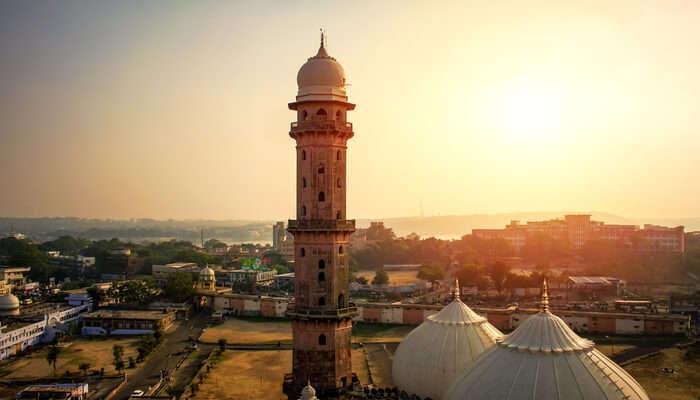 Minar of bhopal