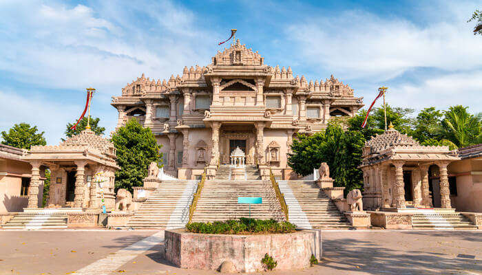 Temple of ahmedabad