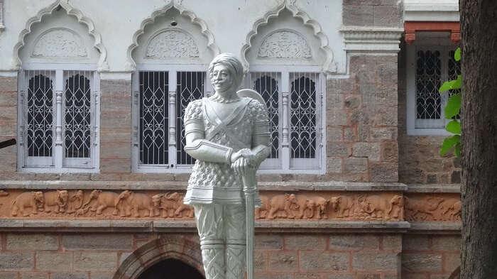 History At Bapu Museum