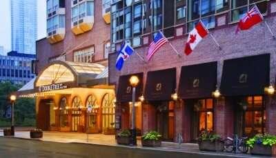 DoubleTree Hotel in Toronto
