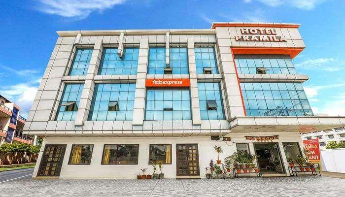 Nice FabHotel in Haridwar