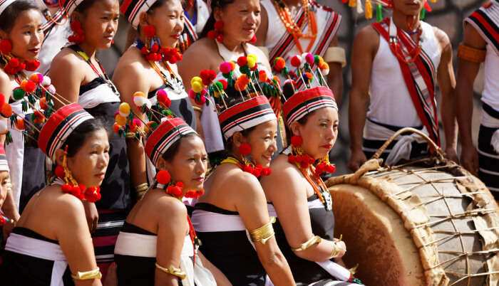 Festivals In Nagaland cover