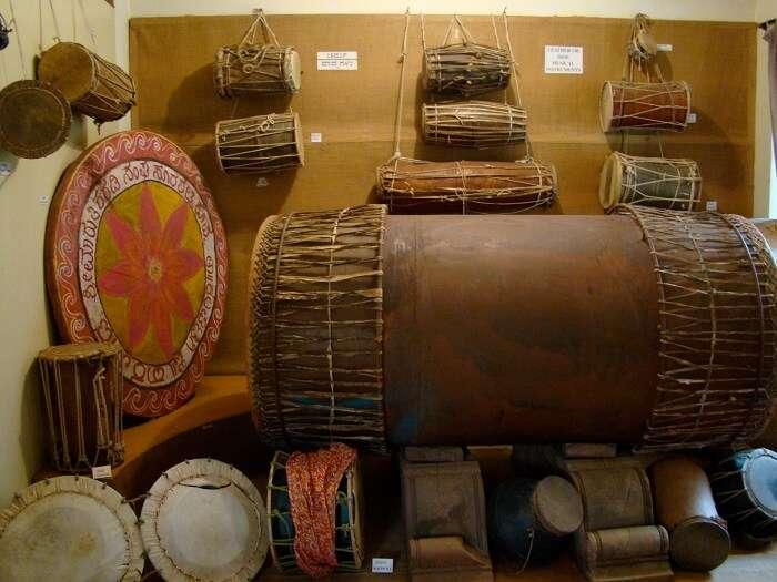 Museum in Khajuraho