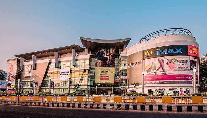 Forum Mall in Bangalore