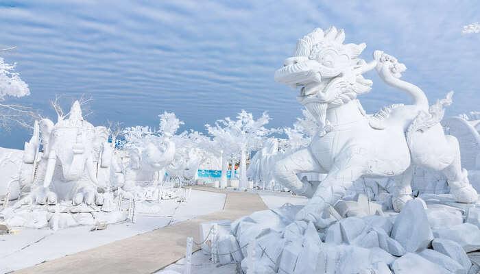 Frost Ice Magic Park Of Siam