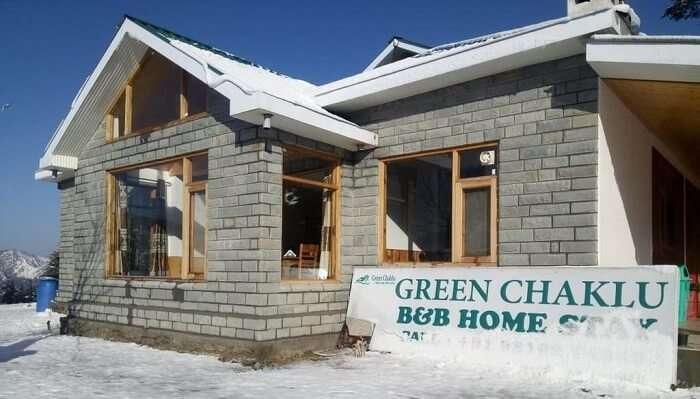 Green Chaklu