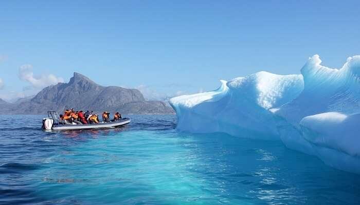 Iceberg View