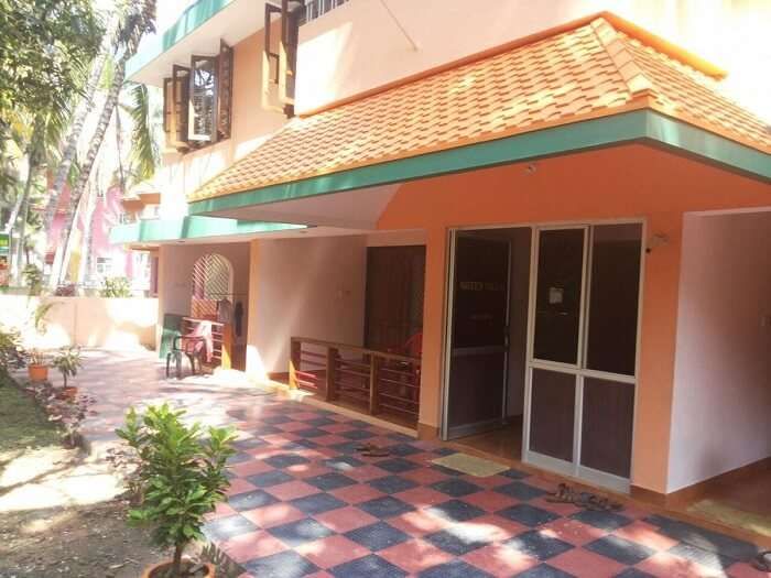 Guest houses in Kovalam