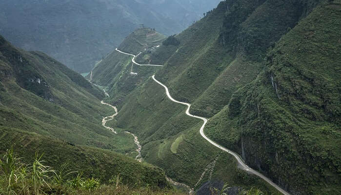 Ha Giang's journey