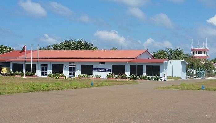 Hanimadhoo Airport