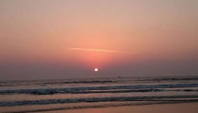 Harihareshwar Beach View