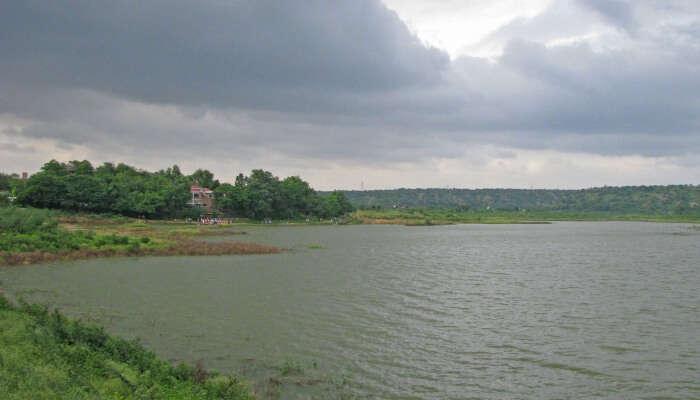 lake in Haryana