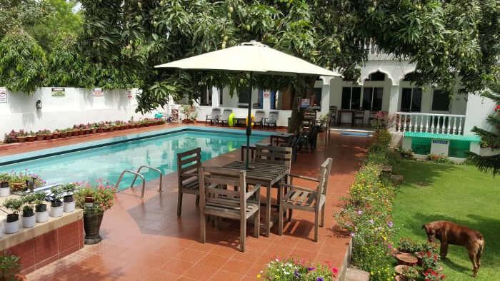 Gandhara Hotel in Puri