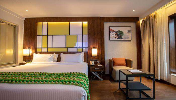 Hotel Span International In Cochin