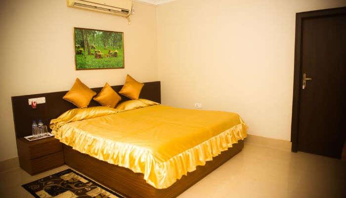 Hotel Tea City in Dibrugarh