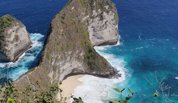 Nusa Penida view