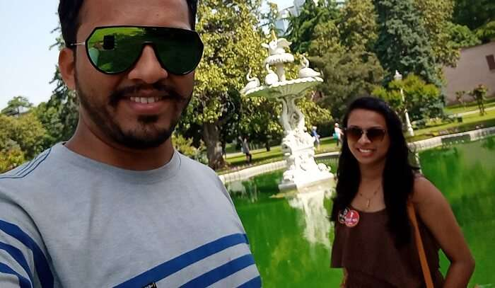 visited to many impotant sites of Istanbul