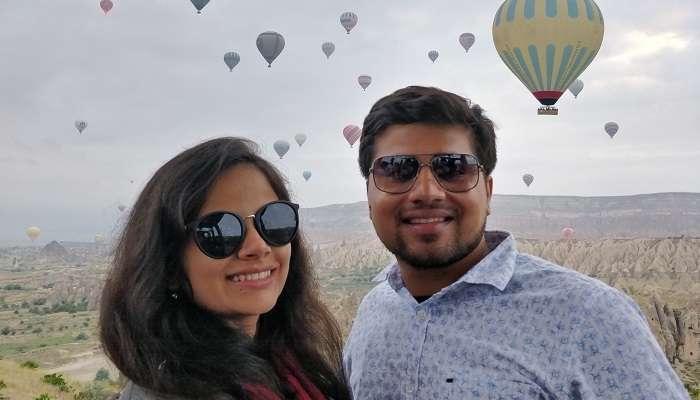 witness the gigantic balloons