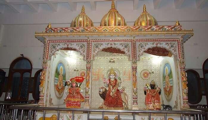 Jai Bhavani Temple in alibaug