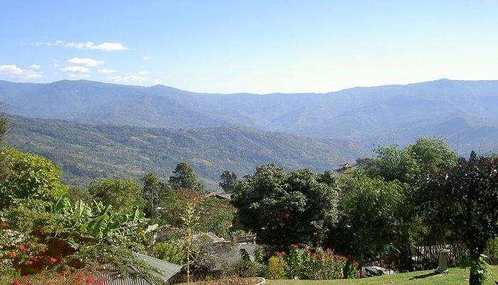 Kalimpong Mountains