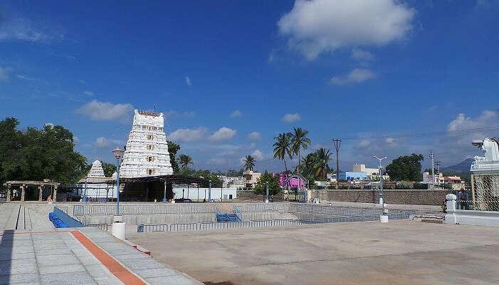 Kalyana Venkateswara Temple tirupati