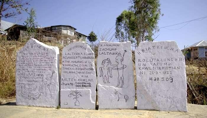 Get Immersed In Love At The Chhingpuii And Kap Tluanga Memorial