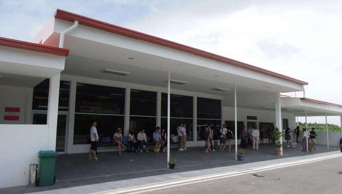 Koodoo Airport