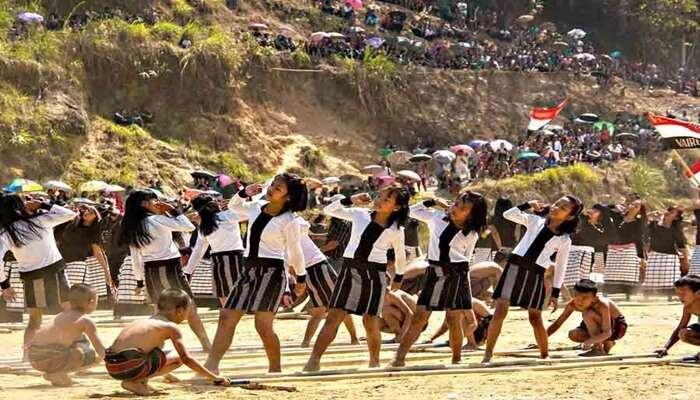 Experience The Vibe Of North East At Chapchar Kut Spring Festival