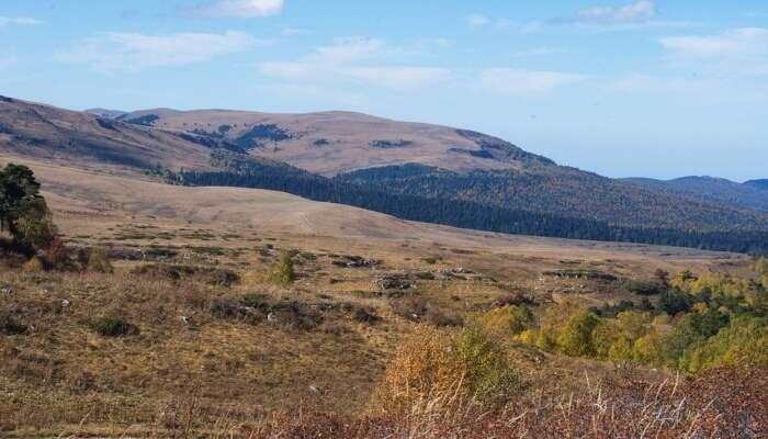 Lagonaki Plateau Exploration