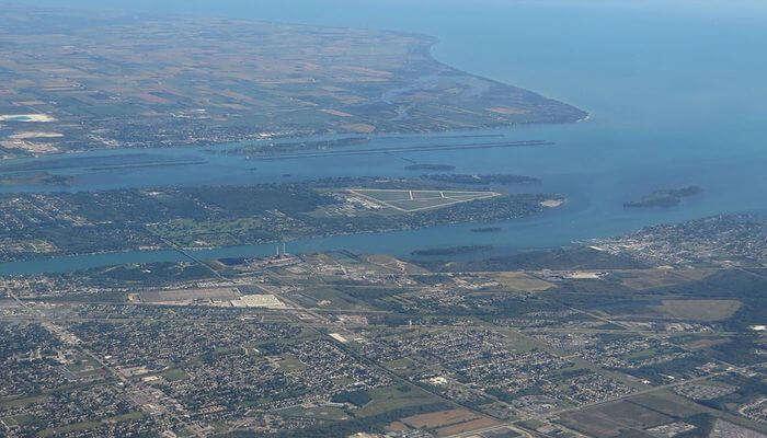Lake Erie View