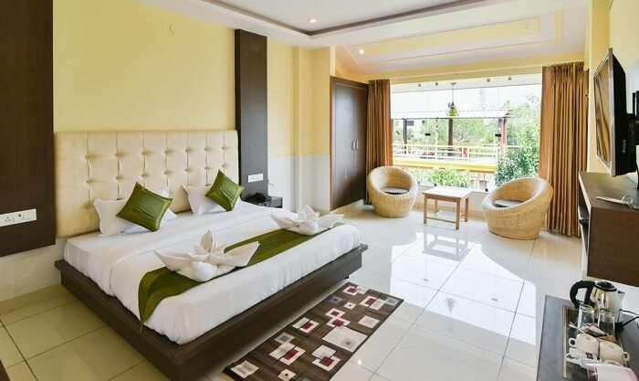 Resorts in Rishikesh