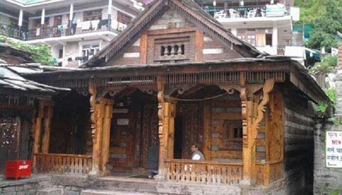 Maa Sharvari Temple