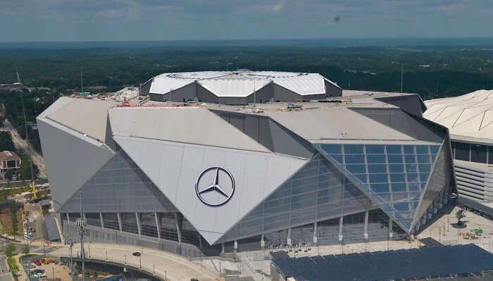 Mercezdez Benz Stadium
