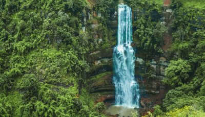 Mizoram Waterfalls cover