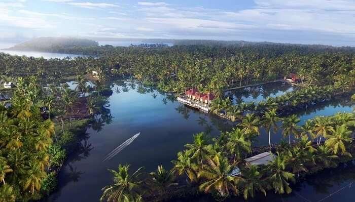 Munroe Island Lake Resort