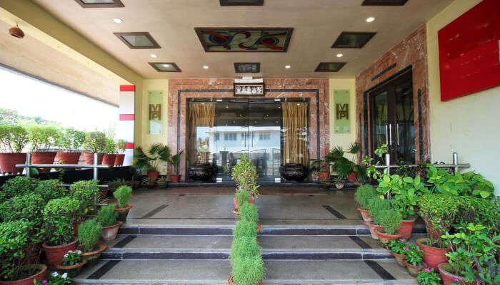 Beautiful Hotel in Puri