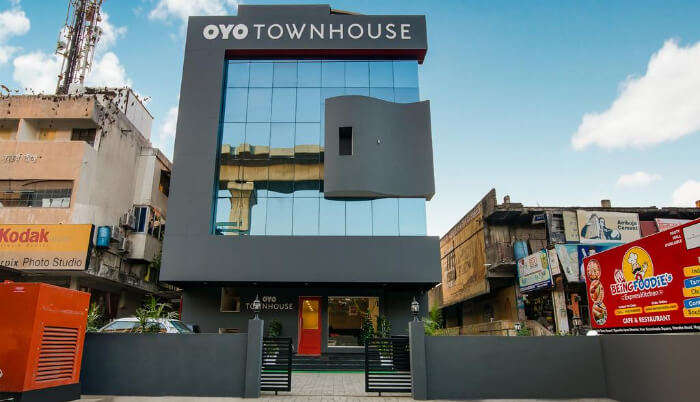 OYO Townhouse in Nagpur
