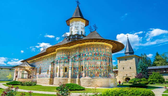 Painted Monasteries of Bucovina