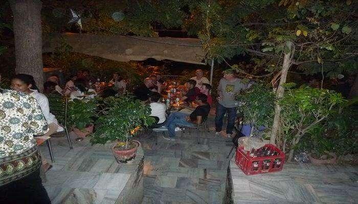 Pizzeria Vaatika Café, Assi Ghat