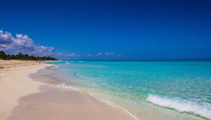 Plan Lovely Beach Stroll At Varadero