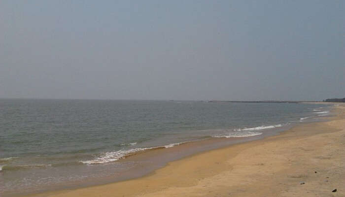 Ponnani Beach In Mallapuram