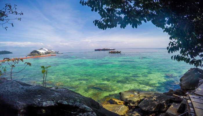 Pulau Payara Island