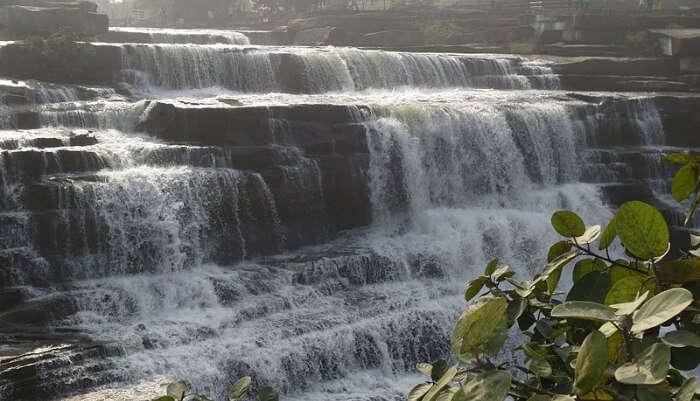 White Water Waterfall