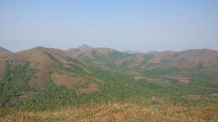 Views Of Hills