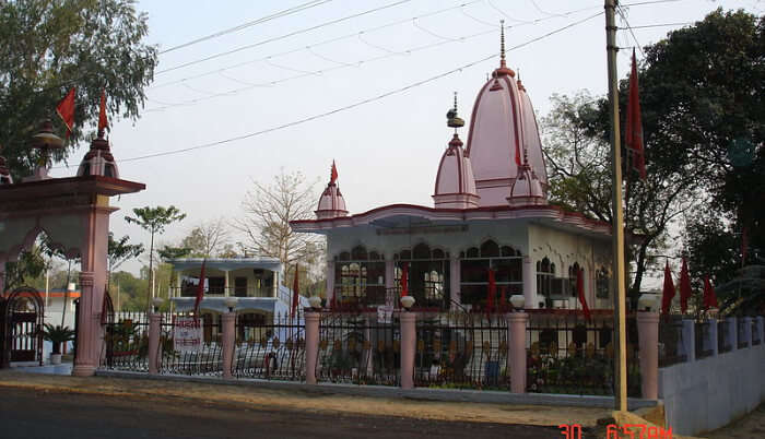Hanuman Mandir in Varanasi
