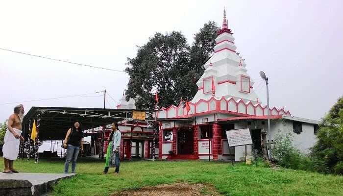 Shiv Mandir dehradun