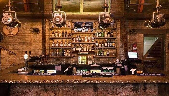 View of Night Club