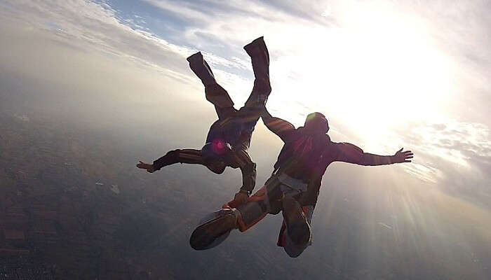 Skydive In Malaysia