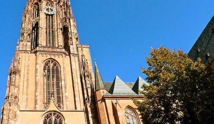 Cathedral in Frankfurt